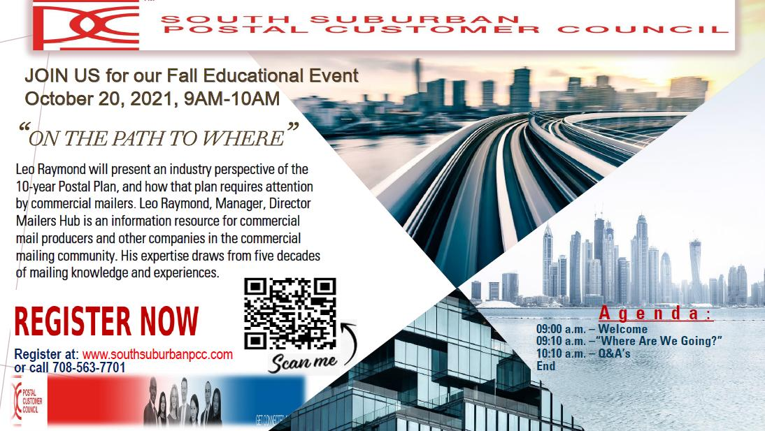 The Path To Where? The 2021 Fall Education Event.